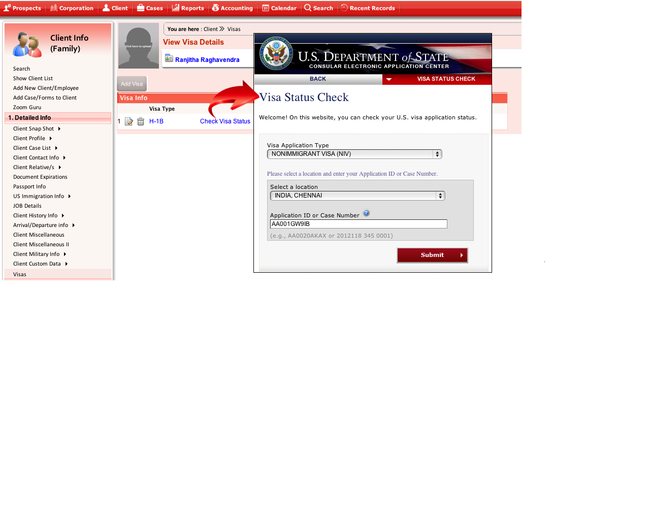 INSZoom's New One-Click Feature Lets Users Check Visa Status
