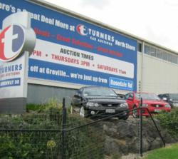 Turners Car Auctions New Zealand