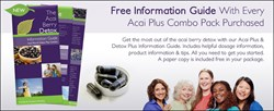 Acai Berry Weight Loss and Detox Plus Colon Cleanser