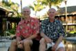 Rob Kvidt and Jeff Tucker from Beat of Hawaii