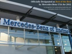 Mercedes-Benz of Encino — Best of the Best