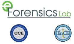 eForensics Lab - EnCase Certified and The International Society of Forensic Computer Examiners