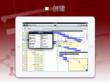 """使用 Project Planning Pro 可在 iPad 上创建项目计划或导入现有的""""Microsoft Project 计划"""",可轻松在 iPad 上编辑/更新计划"""