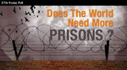 New Infographic on World Prison Population