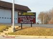 Bromall Fire Dept New LED Sign