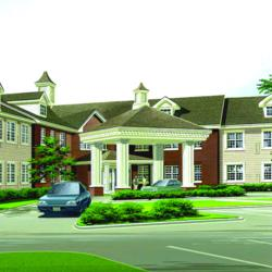 Heritage Woods of Freeport Rendering