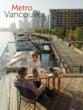 Patio Dining in Coal Harbour, Vancouver