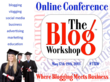 The Blog Workshop - Online Conference for bloggers1