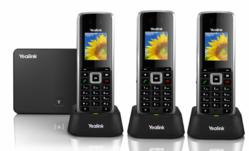 Yealink DECT VoIP Phones Available From VoIP Supply