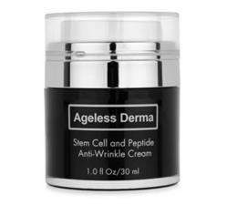 Ageless Derma's Stem Cell and Peptide Anti Wrinkle Cream