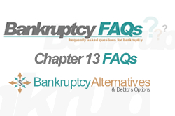 Chapter 13 Bankruptcy FAQs - Free Help