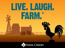 live. laugh. farm, agriculture, farm credit, video contest, ffa, 4-H