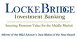 LockeBridge Advises on Sale of UTEC Constructors Corporation