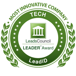 LeadsCouncil LEADER Award Seal