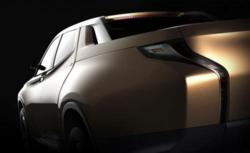 Mitsubishi GR-HEV concept vehicle
