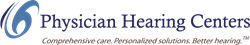 hearing aids in Cleveland OH - Physician Hearing Centers logo