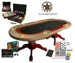 "The ""TPS Ultra"" poker package"