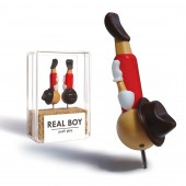 Real Boy Push Pins by Duncan Shotton