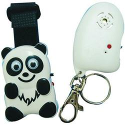 New Child Guard Wireless Monitor from Safety Technology is suitable for both indoor and outdoor use, and comes with long-lasting lithium batteries.