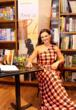 Cassia Martins in her book launch event at Books &amp; Books in Miami, FL