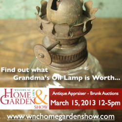 Asheville Antique Appraisals at Home Show