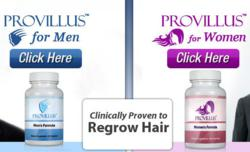 Buy Provillus hair loss