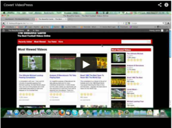 Dripfee Videos With New WordPress Video Press Plugin