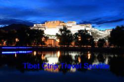 Top Highlights Tourists Attraction in Tibet. Lhasa tour