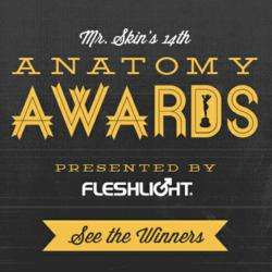 Mr. Skin's 14th Annual Anatomy Awards