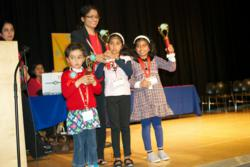 Jano Hindi Bee winners
