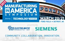 Manufacturing in America Symposium