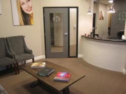 Harris Dental front waiting area
