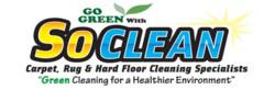 soclean go green logo