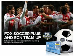 RCN Fox Soccer Plus Offer