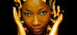 Fatoumata Diawara performs at WobeonFest 2013 in Downtown Austin on Sun April 7