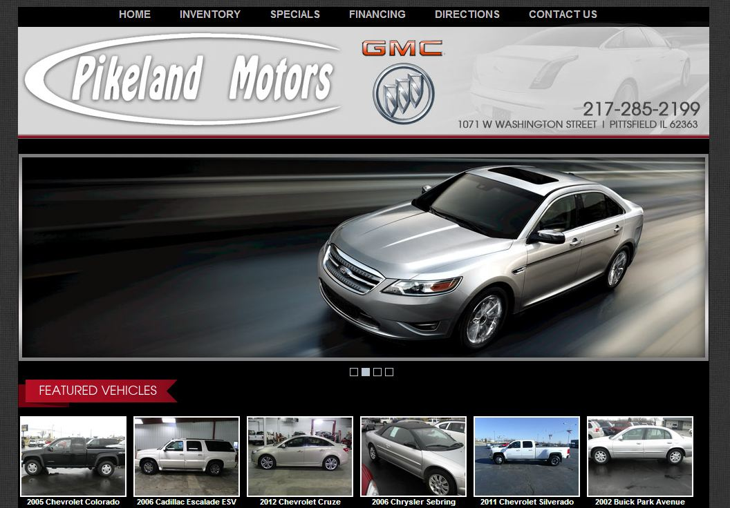 Announces launch of new pikeland motors for Law motors sioux falls