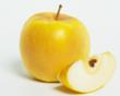 Opal apples do not brown, or oxidize, when sliced making it a favorite with kids.