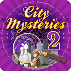 City Mysteries 2 HD icon