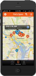 TouchdownSpace iOS App