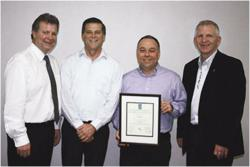 Visions, Inc Earns ISO Certification