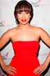 Cheryl Burke (Dancing with the Stars) poses at the Date for the Cure Gala To Benefit Susan G. Komen LA County on February 16, 2013 in Universal City, California.