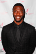Actor Aldis Hodge (Leverage) poses at the Date for the Cure Gala To Benefit Susan G. Komen LA County on February 16, 2013 in Universal City, California.