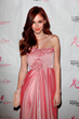 Miss USA 2011 Alyssa Campanella poses at the Date for the Cure Gala To Benefit Susan G. Komen LA County on February 16, 2013 in Universal City, California.