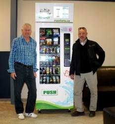 Healthy Fresh Ontario's Max Vending Machine