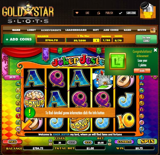 free facebook slots to play