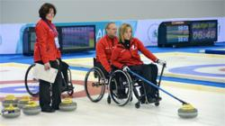 World Wheelchair Curling Championship Gains Momentum in Sochi