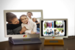 Shobii™ Smart Photo Frames, 15-in and 10-in models