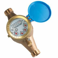 WM-LF Series Lead Free Bronze Multi-Jet Cold Water Flow Meter