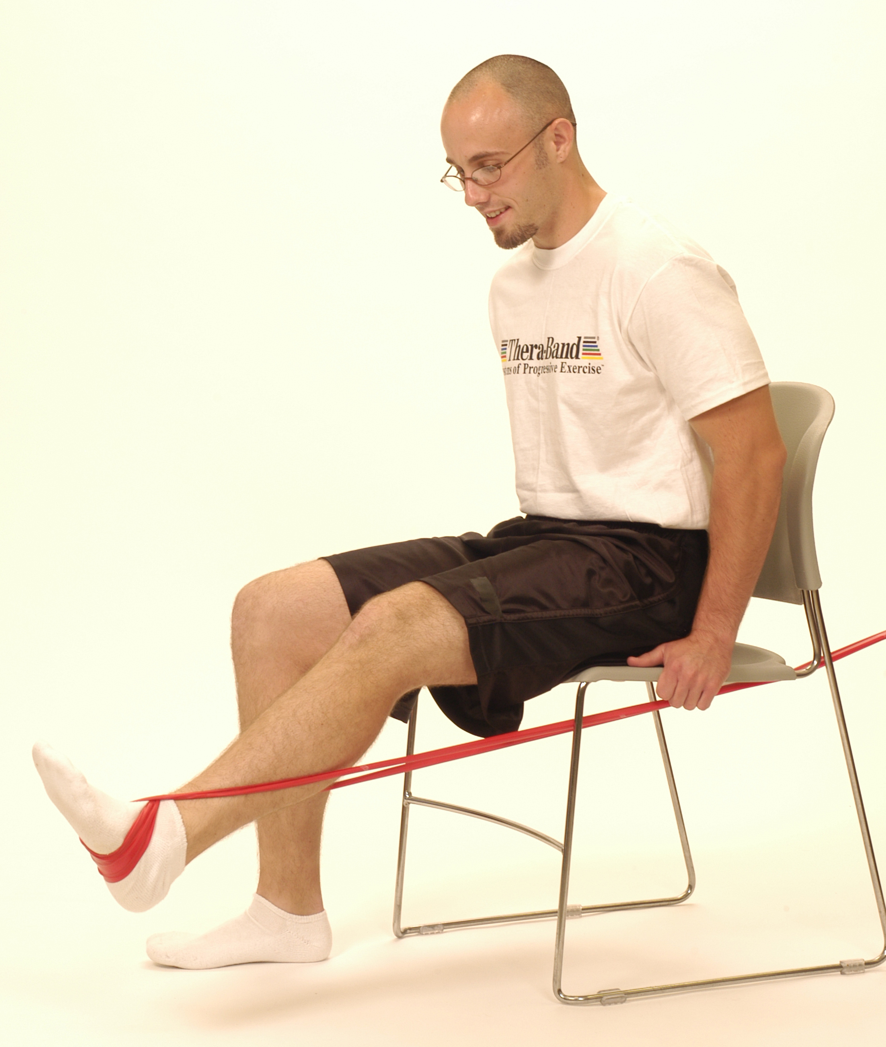 Study Shows Elastic Resistance Exercise As Effective As