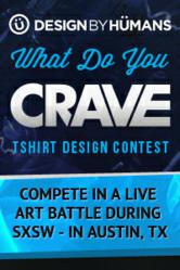 What Do you Crave? Contest SXSW